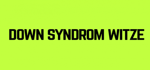 Down Syndrom Witze