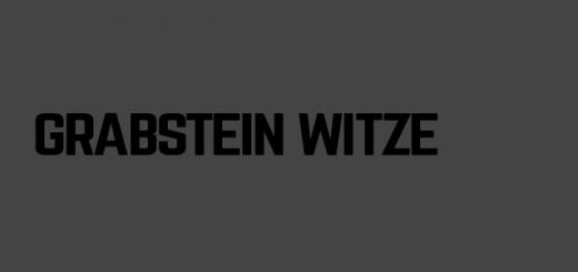 Grabstein Witze